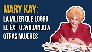 Historia De Una Emprendedora Exitosa: Mary Kay Ash 👩