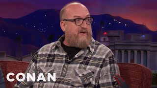 Brian Posehn's Weight Loss Secret  - CONAN on TBS - Video Youtube