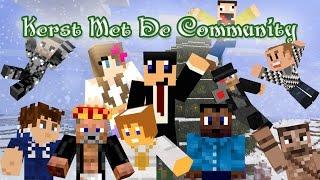 KERST MET DE COMMUNITY - Community Kerst Song 2014 Stop The Cavalry