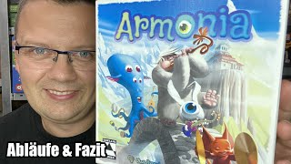 """Armonia (Skellig Games) - ein """"einfacher"""" Uwe Rosenberg - Herbstneuheit / Spiel21 ab 8 Jahren"""