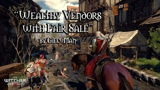 Wealthy Vendors with Fair Sale by GiecuMan