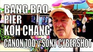 KOH CHANG. BANG BAO PIER THAILAND