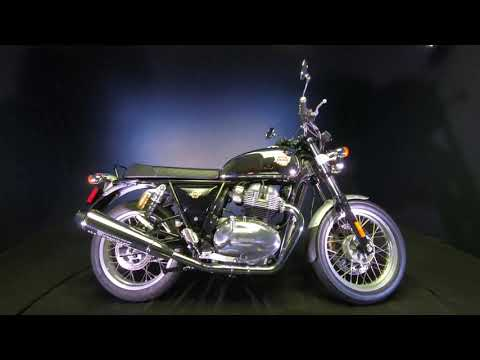 2020 Royal Enfield INT650 in De Pere, Wisconsin - Video 1