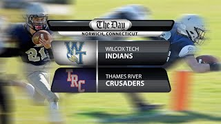 Full replay: Wilcox Tech at Thames River football