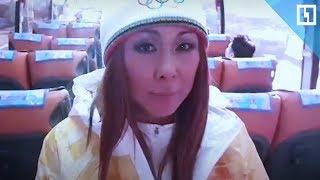 Анита Цой пронесет огонь Зимних Олимпийских игр 2018