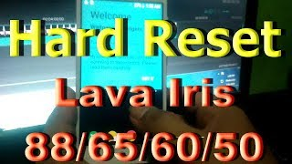 lava iris 65 hard reset - Free video search site - Findclip Net