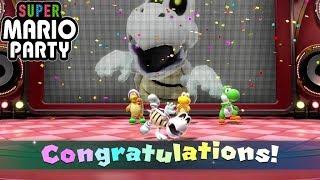 Super Mario Party - Sound Stage (Hard) Encore