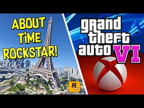 GTA 6 - Rockstar On BIG Grand Theft Auto Update News!