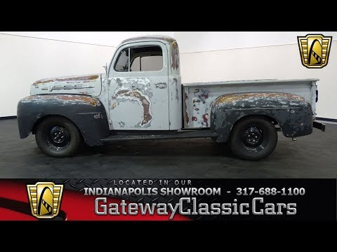 1952 Ford F2 for Sale - CC-1031289
