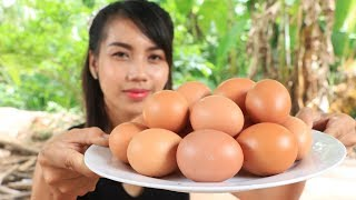 Yummy cooking crispy egg recipe - Cooking skill
