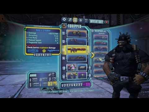 Borderlands 2 | OP8 Pyro Pete vs Infinity Gunzerker Build - смотреть