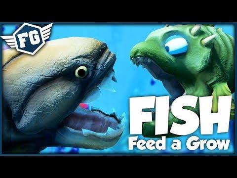 MÁM DĚTI + KRAB - Feed And Grow: Fish