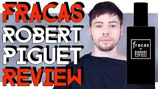 ROBERT PIGUET FRACAS edp REVIEW