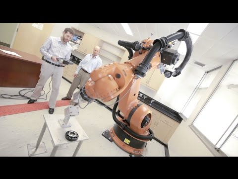 Studying ACL injuries with a robot at UCLA
