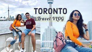Explore TORONTO In A Day   Canada Series Ep. 3   Toronto Travel Vlog   Himani Aggarwal