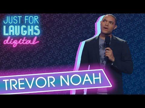 Trevor Noah – Děsí mě ruský přízvuk