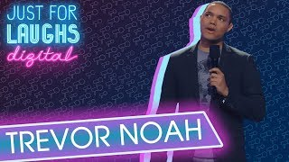 Trevor Noah - Some Languages Are Scary