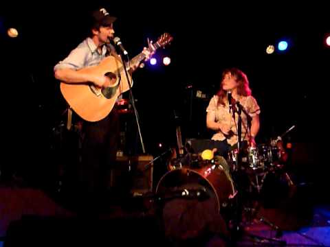 Shovels and Rope- the Bottleneck- Lawrence, KS 4-2-11.MOV
