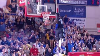 NCAA Top 20 In-Game Dunk Contest of 2018-2019