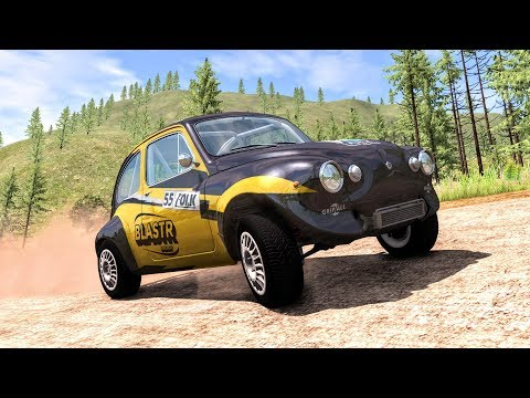 Rally Crashes & Fails #2 – BeamNG Drive | CrashBoomPunk