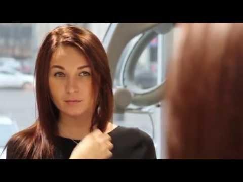 Процедура керапластики - лечение волос в салоне красоты «Натюрель Студио»