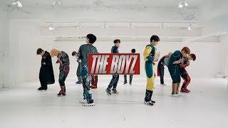 THE BOYZ(더보이즈) 'Bloom Bloom' DANCE PRACTICE VIDEO (Hero Unmask ver.)