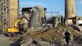 ЧП на ТЭЦ в Кызылорде! На рабочих обрушилась труба