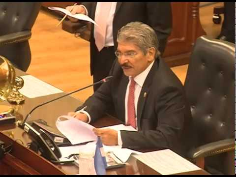 Diputados conocen lista de aspirante a Procurador General de la República