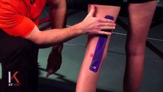 KT Tape: Back of Knee