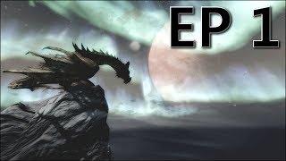Skyrim SE Roleplay - 450 Mods - Episode 1 William von Hagen