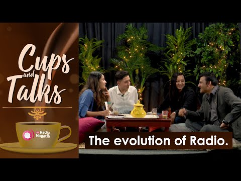 "Shreyansh Gyawali, Presa Shrestha & Neeraj Koirala - ""Radio Evolution"" 