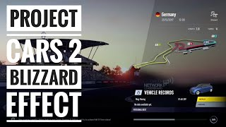 Project CARS 2, Extreme Blizzard Racing PS4 (EighteeN O FivE)
