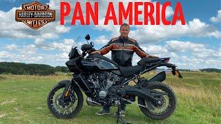 Pan America S