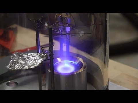 Intro to sputtering (process to create clear, conductive coatings)