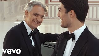 Andrea Bocelli   Fall On Me (Making Of)
