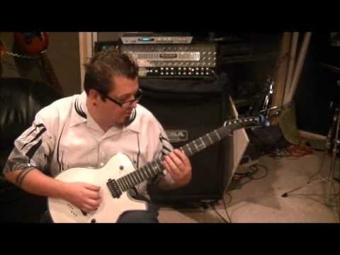 MUSE - ASSASSIN - Electric Guitar Lesson by Mike Gross - How to Play - Tutorial