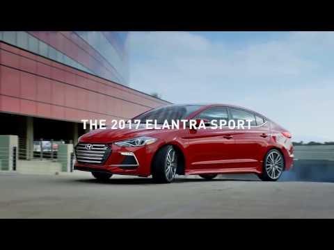 Elantra Sport 2017
