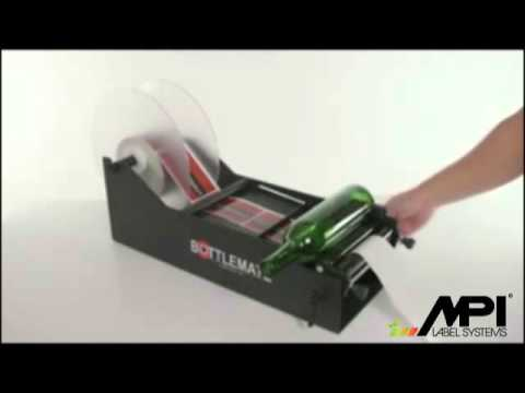 Bottlemate-712 Labeler from MPI Label Systems