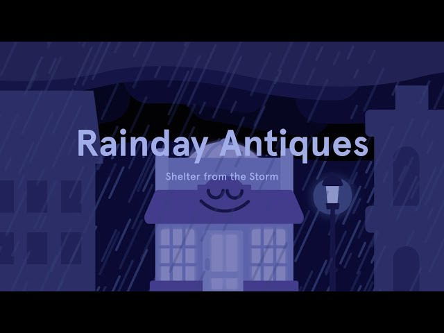 Sleepcast: Rainday Antiques from Sleep by Headspace