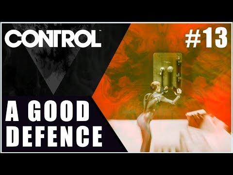Control A Good Defence Training Course - YouTube