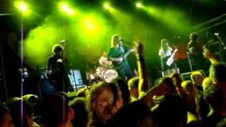 Ibiza Rocks 2008  Zutons - Dont ever think (too much)