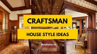 35+ Epic Craftsman Style Home Design Ideas Around The Worlds