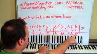 Amelia's Missing Piano Lesson Part 1 Jon McLaughlin