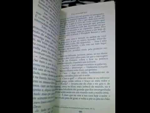 Review Livro o céu esta em todo lugar