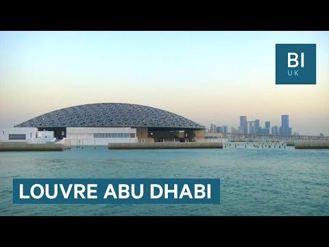 Abu Dhabi just opened their Louvre museum - take a look inside