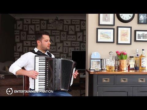 Debonair Accordion - Passion Waltz