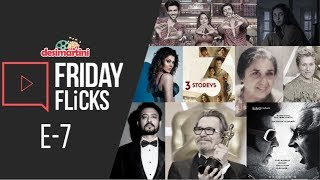 Friday Flicks: Episode - 7 || Bollywood's Weekly Roundup, Hate Story 4 & 3 Storeys Movie Review, Gossip, Much More