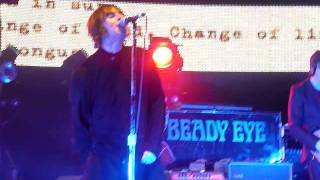 Beady Eye - Three Ring Circus [live @ tctc royal albert hall london 25-03-11]