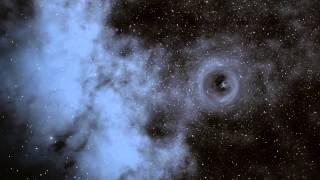 Как выглядит Черная дыра в космосе - Видео онлайн