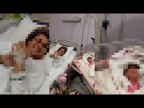 Απίστευτο βίντεο! Νεογέννητο λίγων λεπτών ακούει την ποντιακή λύρα και «παλαλούται»